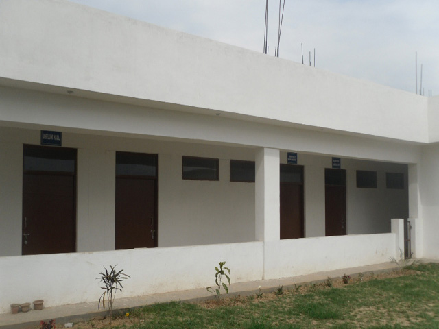 A View of Class Rooms