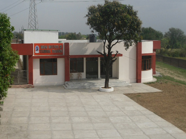 External view of Campus